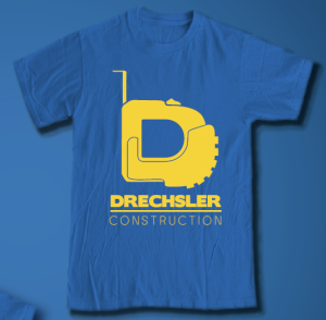 Drechsler Construction Shirt Front